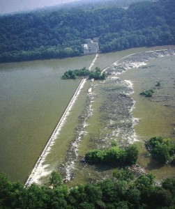 Potomac River - Little Falls dam