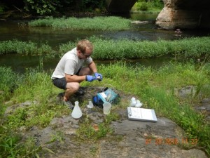 Algae monitoring
