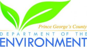 Prince George's County Department of the Environment Logo