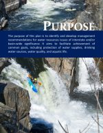 Potomac River Basin Comprehensive Plan Purpose