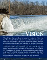 Potomac River Basin Comprehensive Plan Vision
